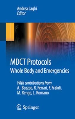 Laghi, Andrea - MDCT Protocols, ebook