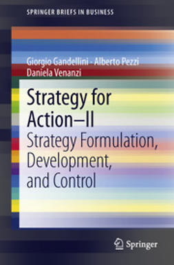 Gandellini, Giorgio - Strategy for Action – II, ebook