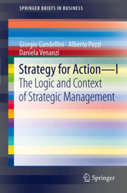 Gandellini, Giorgio - Strategy for Action – I, ebook