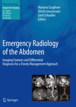 Scaglione, Mariano - Emergency Radiology of the Abdomen, ebook