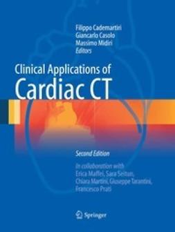 Cademartiri, Filippo - Clinical Applications of Cardiac CT, ebook