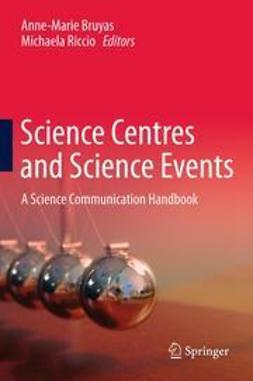 Bruyas, Anne-Marie - Science Centres and Science Events, ebook