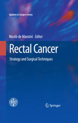 Manzini, Nicolò - Rectal Cancer, ebook