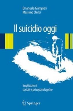 Giampieri, Emanuela - Il suicidio oggi, ebook