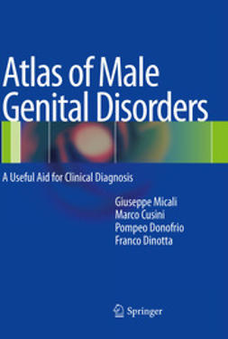 Micali, Giuseppe - Atlas of Male Genital Disorders, ebook