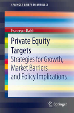Baldi, Francesco - Private Equity Targets, ebook