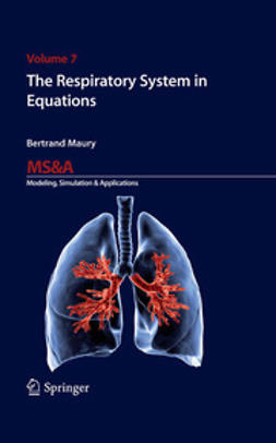 Maury, Bertrand - The Respiratory System in Equations, e-bok