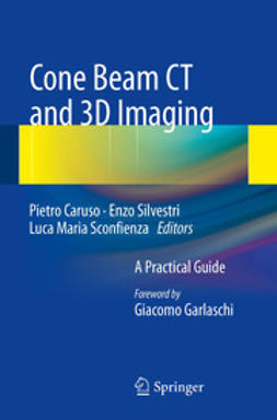 Caruso, Pietro - Cone Beam CT and 3D imaging, ebook