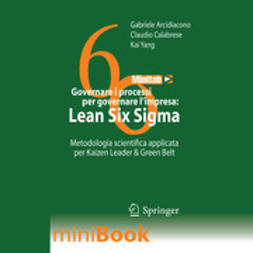 Arcidiacono, Gabriele - Governare i processi per governare l'impresa: Lean Six Sigma, ebook