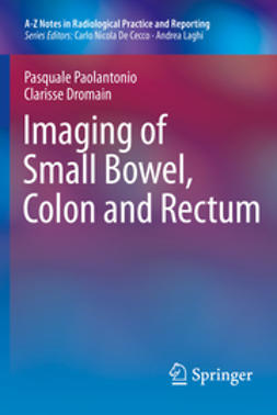 Paolantonio, Pasquale - Imaging of Small Bowel, Colon and Rectum, ebook