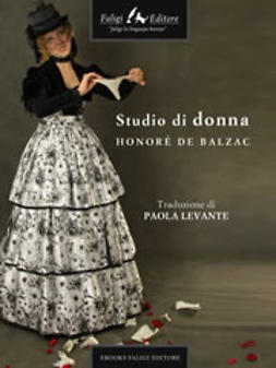 Balzac, Honoré de - Studio di donna, ebook