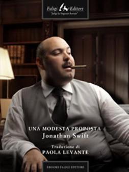 Swift, Jonathan - Una modesta proposta, e-kirja