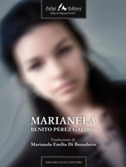 Galdós, Benito Pérez - Marianela, ebook