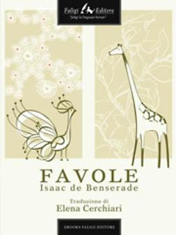 Berserade, Isaac de - Favole Isaac de Berserade, ebook