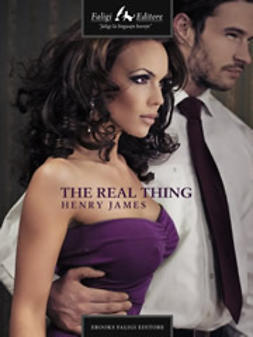 James, Henry - The Real Thing, ebook