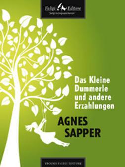 Sapper, Agnes - Das kleine Dummerle und andere Erzählungen, ebook