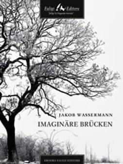 Wassermann, Jakob - Imaginäre Brücken, e-kirja
