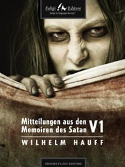 Hauff, Wilhelm - Mitteilungen aus den Memoiren des Satan V2, ebook