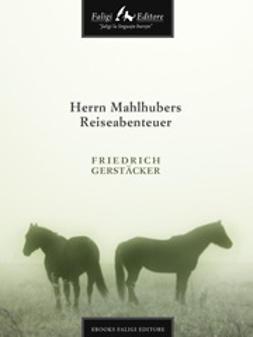 Gerstäcker, Friedrich - Herrn Mahlhubers Reiseabenteuer, ebook