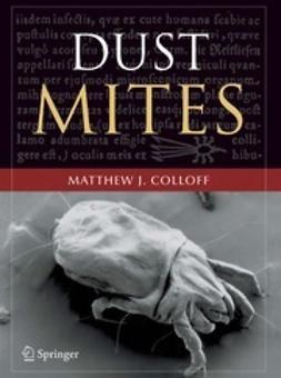 Colloff, Matthew J. - Dust Mites, ebook