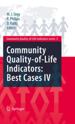 Sirgy, M. Joseph - Community Quality-of-Life Indicators: Best Cases IV, e-bok