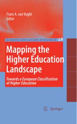 Vught, Frans - Mapping the Higher Education Landscape, e-kirja