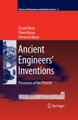 Rossi, Cesare - Ancient Engineers& Inventions, ebook