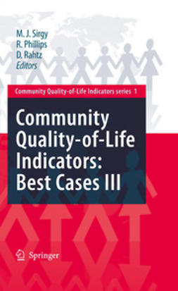 Sirgy, M. Joseph - Community Quality-of-Life Indicators: Best Cases III, ebook