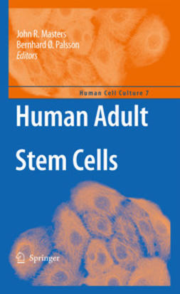 Masters, John R. - Human Adult Stem Cells, ebook