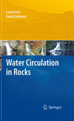 Scesi, Laura - Water Circulation in Rocks, ebook