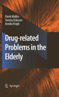Midlöv, Patrik - Drug-related problems in the elderly, ebook