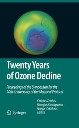 Zerefos, Christos - Twenty Years of Ozone Decline, ebook