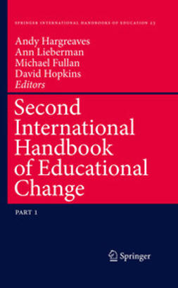 Hargreaves, Andy - Second International Handbook of Educational Change, e-bok