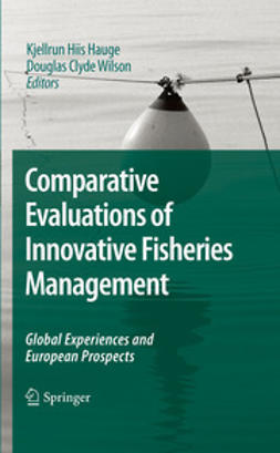 Hauge, Kjellrun Hiis - Comparative Evaluations of Innovative Fisheries Management, ebook
