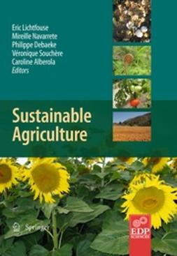 Lichtfouse, Eric - Sustainable Agriculture, ebook