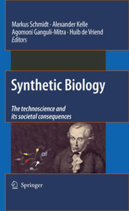Schmidt, Markus - Synthetic Biology, ebook