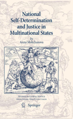 Moltchanova, Anna - National Self-Determination and Justice in Multinational States, ebook