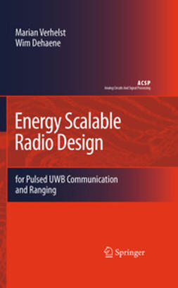 Verhelst, Marian - Energy Scalable Radio Design, ebook