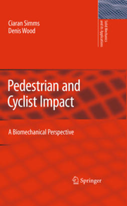 Simms, Ciaran - Pedestrian and Cyclist Impact, ebook