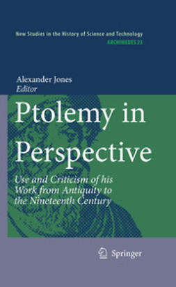 Jones, Alexander - Ptolemy in Perspective, ebook