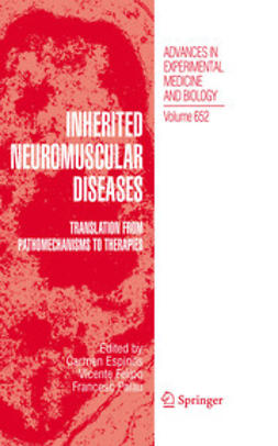 Espinós, Carmen - Inherited Neuromuscular Diseases, ebook