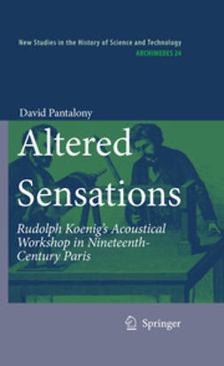Pantalony, David - Altered Sensations, ebook