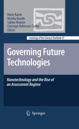 Kaiser, Mario - Governing Future Technologies, e-bok