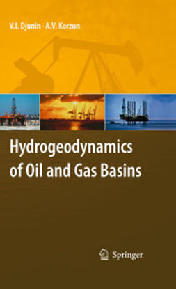 Djunin, V.I. - Hydrogeodynamics of Oil and Gas Basins, ebook