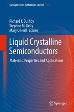 Bushby, Richard J. - Liquid Crystalline Semiconductors, e-bok