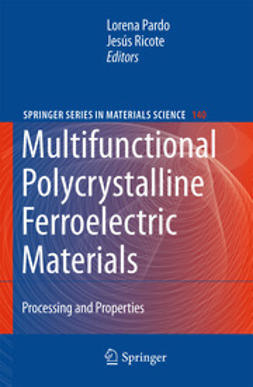 Pardo, Lorena - Multifunctional Polycrystalline Ferroelectric Materials, ebook