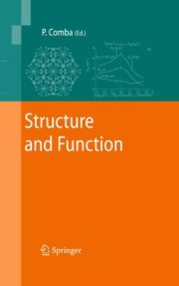 Comba, Peter - Structure and Function, ebook
