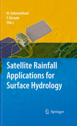 Gebremichael, Mekonnen - Satellite Rainfall Applications for Surface Hydrology, ebook