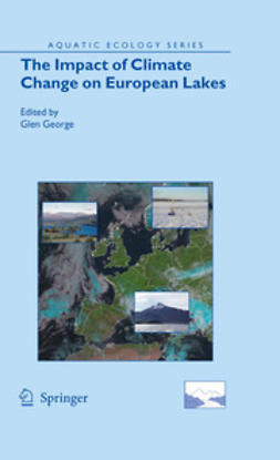 George, Glen - The Impact of Climate Change on European Lakes, ebook