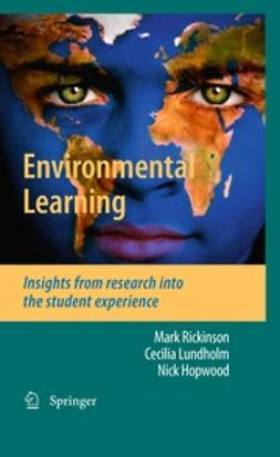 Rickinson, Mark - Environmental Learning, ebook